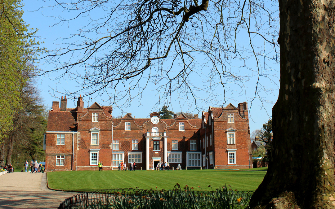 Directions to Christchurch Mansion | Ipswich Museums